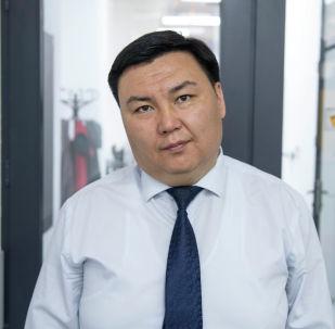 Бишкек шаардык мэриясынын Жер пайдалануу жана курулуш башкармалыгынын жетекчиси Талант Иманакун уулу