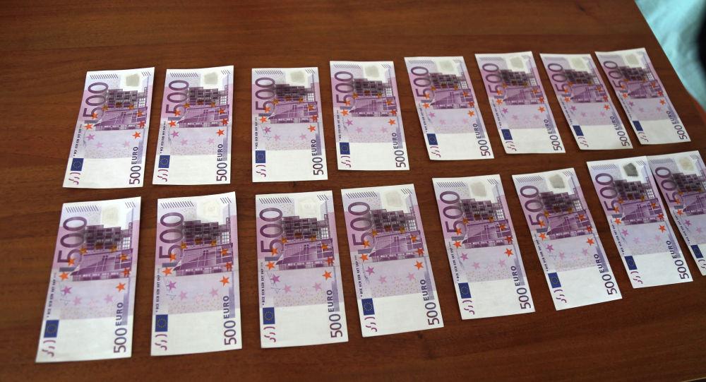 Сотрудники милиции Ысык-Атинского района задержали двоих подозреваемых в подделке 8 тысяч евро