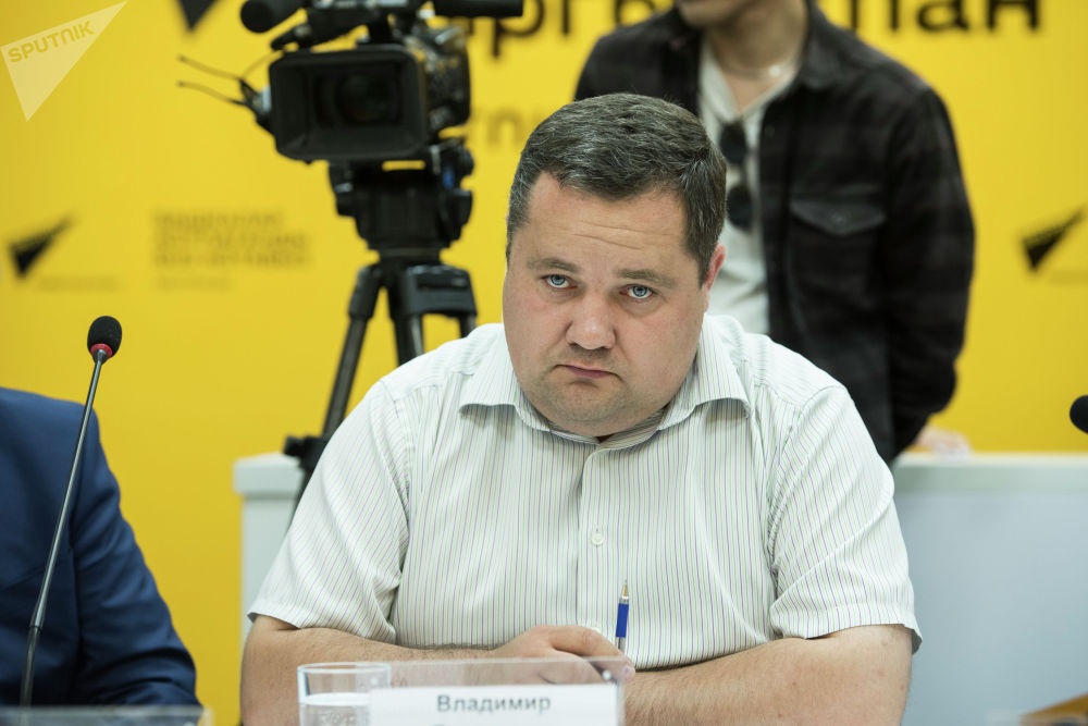 Директор единого правового центра Вигенс Владимир Плужник