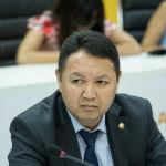 Инспектор секретариата Совета безопасности КР Шакир уулу Атай