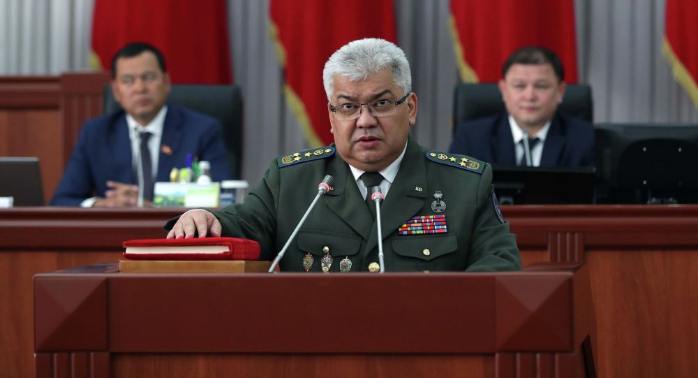 Опумбаев Орозбек Найманович