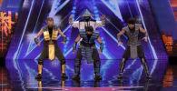 Танцевальная группа Adem Dance из Кыргызстана поразила жюри и зрителей конкурса талантов America's Got Talent.