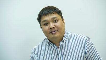 Соода-өнөр жай палатасынын алдындагы биотехнологияны өнүктүрүү комитетинин төрөгасы Улукбек Мамытов
