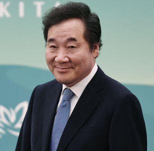Премьер-министр Республики Кореи Ли Нак Ён. Архивное фото