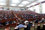 Заседание Жогорку Кенеша о выдвижении обвинения против экс-президента Кыргызской Республики Алмазбека Атамбаева для лишения его статуса