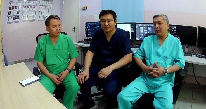 В Оше провели высокотехнологичную операцию на головном мозге без использования скальпеля