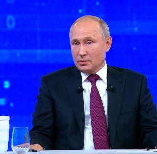 Российский лидер предположил, что будет, если пойти на мировую с западными странами.