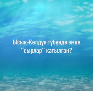 Sputnik Кыргызстан агенттигинин командасы Жер планетасындагы укмуштуудай Ысык-Көлдүн алдындагы дүйнө менен тааныштырат.