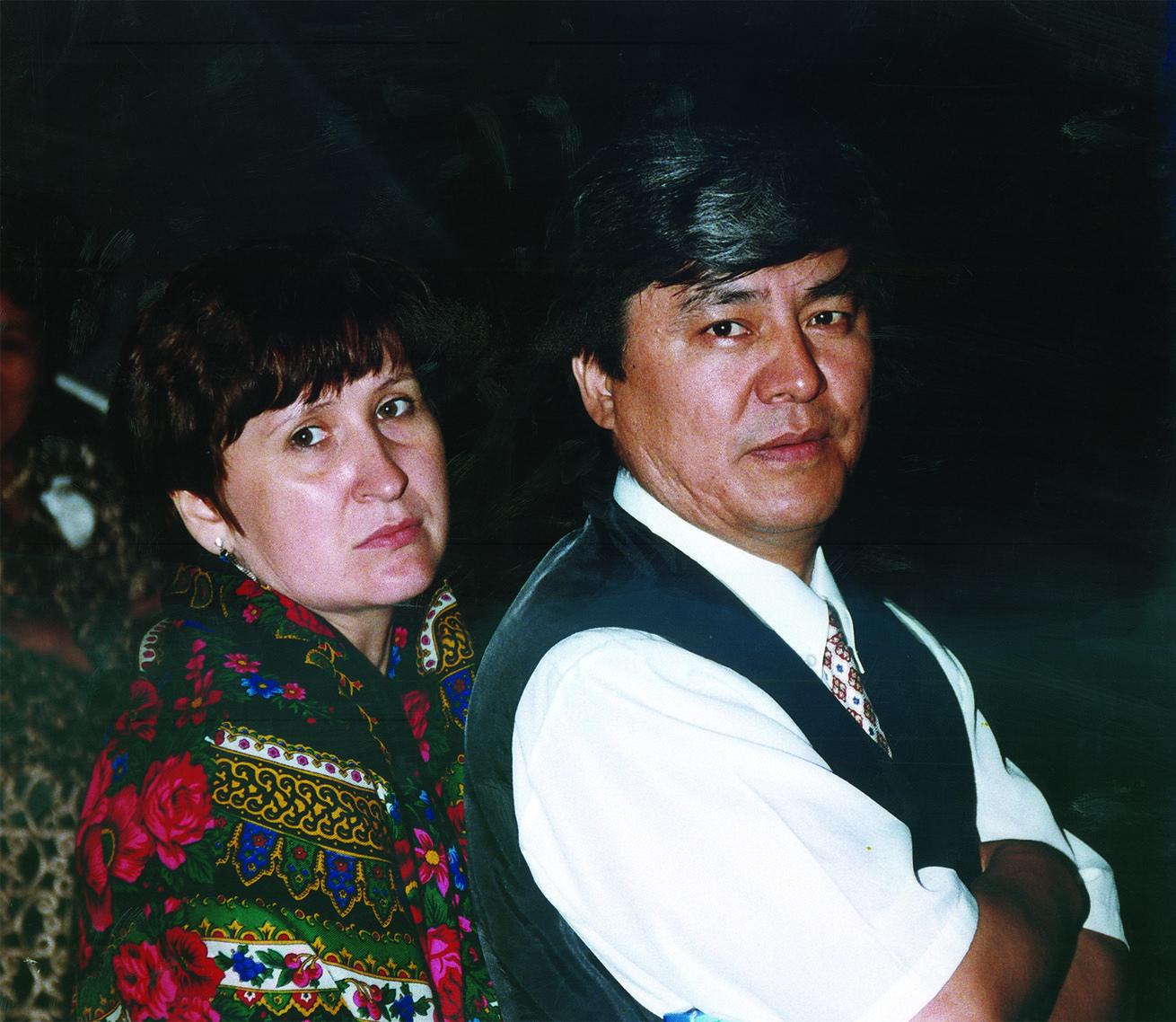 Народный артист КР, композитор, ректор Кыргызской Национальной консерватории Муратбек Бегалиев