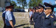 Для работы с иностранными туристами на Иссык-Куле создана туристическая милиция из 22 сотрудников, при патрульно-постовой службе