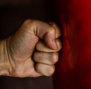 Кулак. Архивное фото