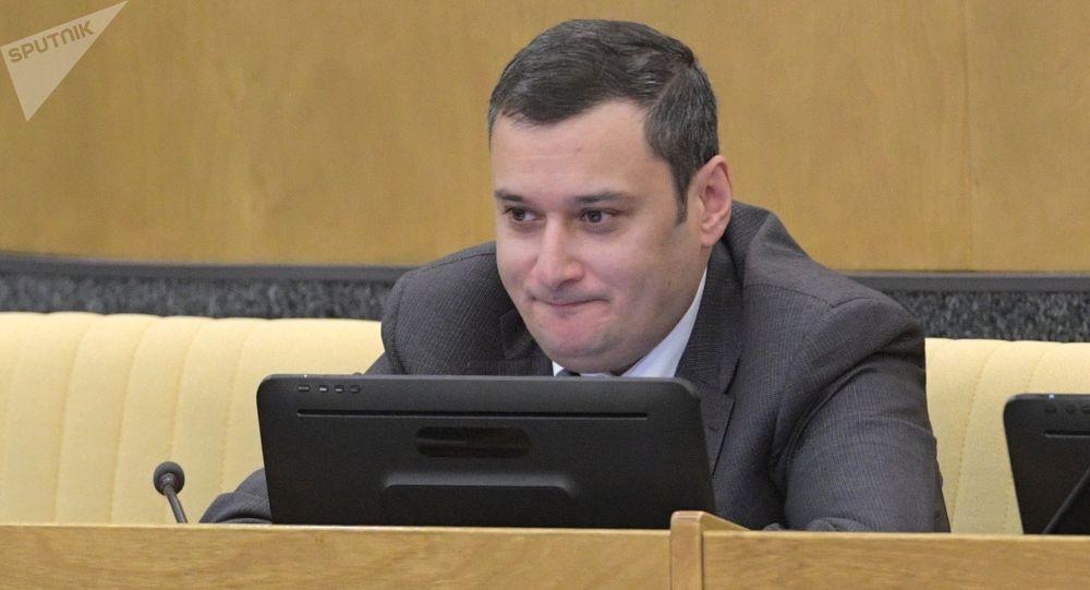 Депутат Александр Хинштейн. Архивное фото