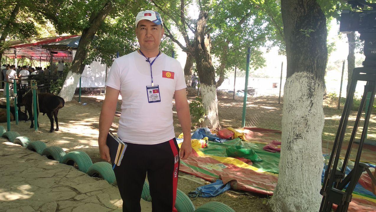 Председатель общественного объединения овцеводов Кыргызстана Мирлан Сатыбеков
