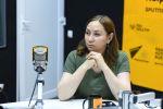 Советник экс-президента Кыргызстана Алмазбека Атамбаева на общественных началах Кундуз Жолдубаева