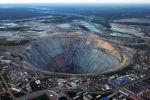 Рудник Мир сняли с высоты птичьего полета 21 июня этого года.