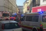 В Вене прогремел мощный взрыв. 26 июня 2019 года