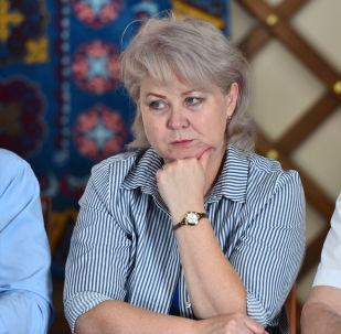 ЖК депутаты Ирина Карамушкина. Архив