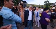 Кыргызстандын мурдагы президенти Алмазбек Атамбаев