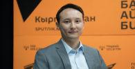Глава Международного делового совета Аскар Сыдыков