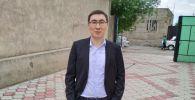 Колумнист Sputnik Кыргызстан Бакыт Толканов