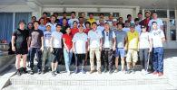 В Иссык-Кульской области стартовали V Соревнования среди спортивных журналистов Кыргызстана