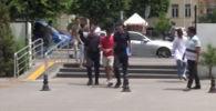 Кыргызстанец подозревается в краже в офисе одной из фирм в городе Манавгате.