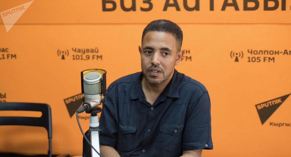 Директор филиала международного гуманитарного общества Human Appeal international в Кыргызстане Али Айоуб