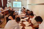 Жалал-Абад, Ысык-Көл жана Ош облустарында мамлекеттик органдар менен жеке секторлор климаттын өзгөрүшүнө даярдык көрүү боюнча консультацияларды жүргүзүүдө