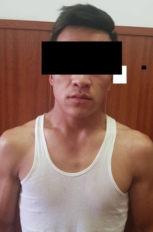 Подозреваемый в избиении гражданина Нигерии в Бишкеке