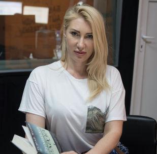 Телеведущая и продюсер Ольга Че