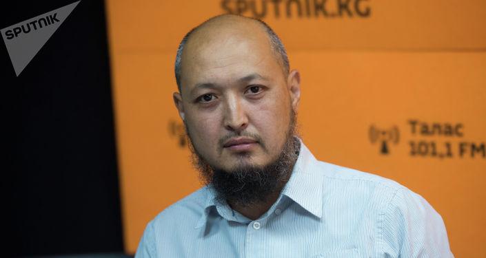 Независимый эколог Мирбек Ильязов