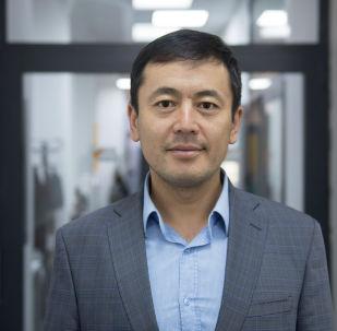 Маданият, маалымат жана туризм министринин орун басары Нуржигит Кадырбеков