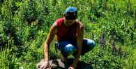 Подозреваемый в убийстве двух человек в охотничьем лагере Тур-Хан-Тенгри
