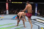 Американский боец UFC Хорхе Масвидал нокаутировал соотечественника Бена Аскрена практически в начале поединка.