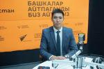 Начальник Управления инвестиционной политики Министерства экономики КР Ханчоро Мурзалиев. Архивное фото