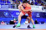 Кыргызстандык балбан Акылбек Талантбеков Азия чемпионатында