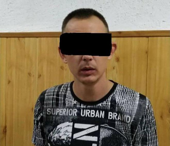 Сотрудники службы Общественной безопасности третьего отдела УВД Октябрьского района столицы задержали 29-летнего К. А., подозреваемого в краже велосипеда из подъезда