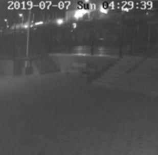 Укук коргоо органдарындагы ишенимдүү булактар Sputnik Кыргызстан агенттигине кырсык болгон учурдун видеосун беришти.