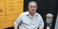 Экс-заместитель начальника Главного штаба Вооруженных сил КР Малик Джумагулов