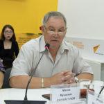 Экс-руководитель Главного разведывательного управления Министерства обороны КР Малик Джумагулов
