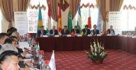 В Бишкеке проходит региональный форум — совещание глав чрезвычайных ведомств стран Центральной Азии