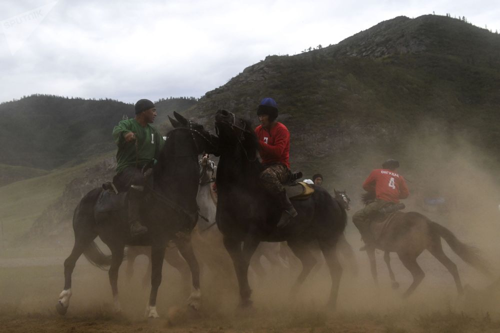 Кыргызстанцы впервые приехали на этот ежегодный республиканский чемпионат