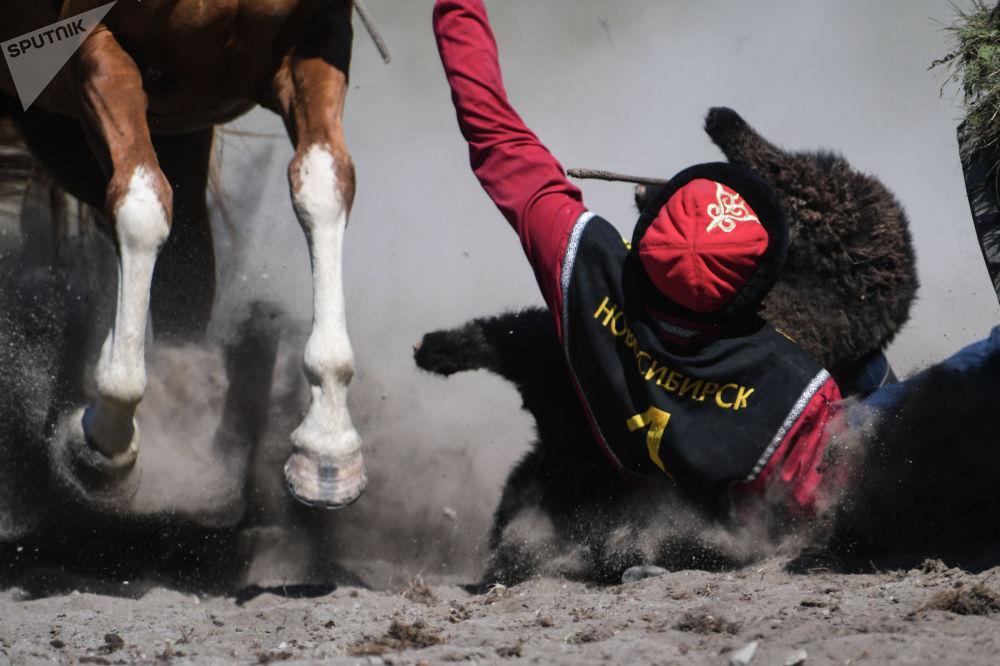 Одна из местных алтайских команд смогла принять участие в Чемпионате Азии в Казахстане