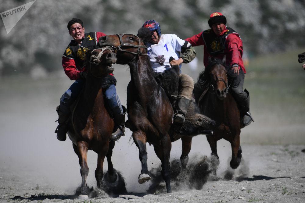 Большинство зрителей очень ждали выступление кыргызскуой команды