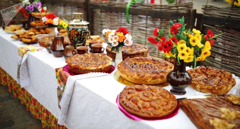 Пироги. Архивное фото