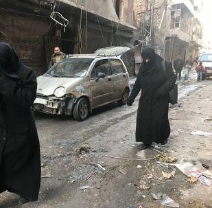 Сириядагы аялдар. Архивдик сүрөт