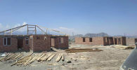 Строительство 26 домов для малоимущих в Баткене