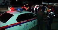 В туристической зоне Иссык-Кульской области автоинспекторы проводят рейды каждые выходные.