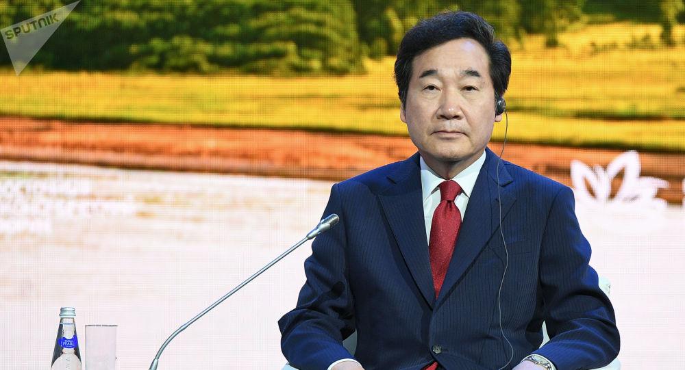 Түштүк Кореянын премьер-министри Ли Нак Ён. Архив