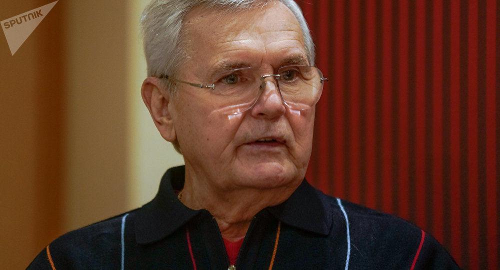 Экс-министр иностранных дел Латвии Янис Юрканс